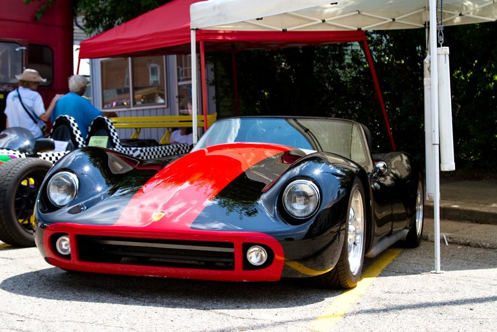 Freeport Homecoming Car Show